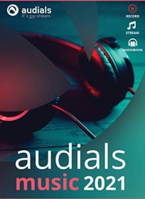 Audials Music 2021, ESD (multilingual) (PC)