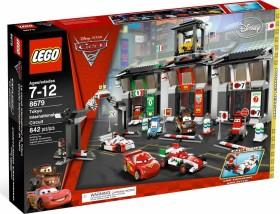 LEGO Cars - Großes Wettrennen in Tokio (8679)