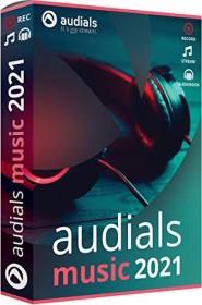 Audials Music 2021, PKC (multilingual) (PC)
