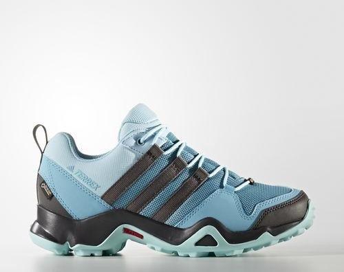 adidas Terrex AX2R GTX vapour blue/utility black/clear aqua (Damen) (CP9681)