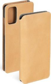 Krusell Sunne Phone Wallet für Samsung Galaxy S20 braun (61946)