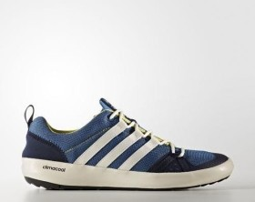 adidas Terrex Climacool Boat core blue/chalk white/bright yellow (Herren) (BB1908)