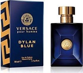 Versace Dylan Blue Eau De Toilette, 50ml