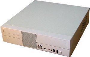 Compucase 7K09W white, 250W ATX