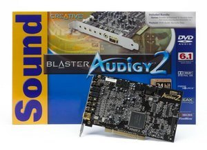 Creative Sound Blaster Audigy 2 Player FireWire retail