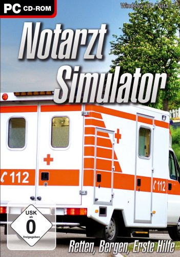 Notarzt Simulator (deutsch) (PC) -- via Amazon Partnerprogramm