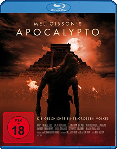 Apocalypto (Blu-ray) -- via Amazon Partnerprogramm