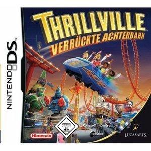 Thrillville - Off the Rail (englisch) (DS)