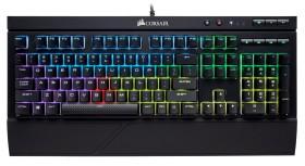 Corsair Gaming K68 RGB, LEDs RGB, MX RGB RED, USB, DE (CH-9102010-DE)