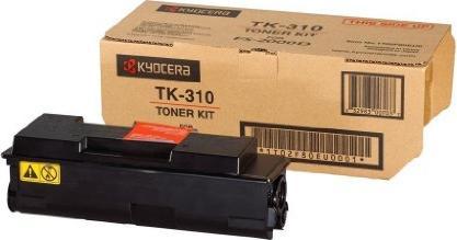 Kyocera TK-310 Toner schwarz (1T02F80EU0) -- via Amazon Partnerprogramm