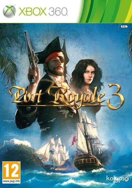 Port Royale 3 (deutsch) (Xbox 360)