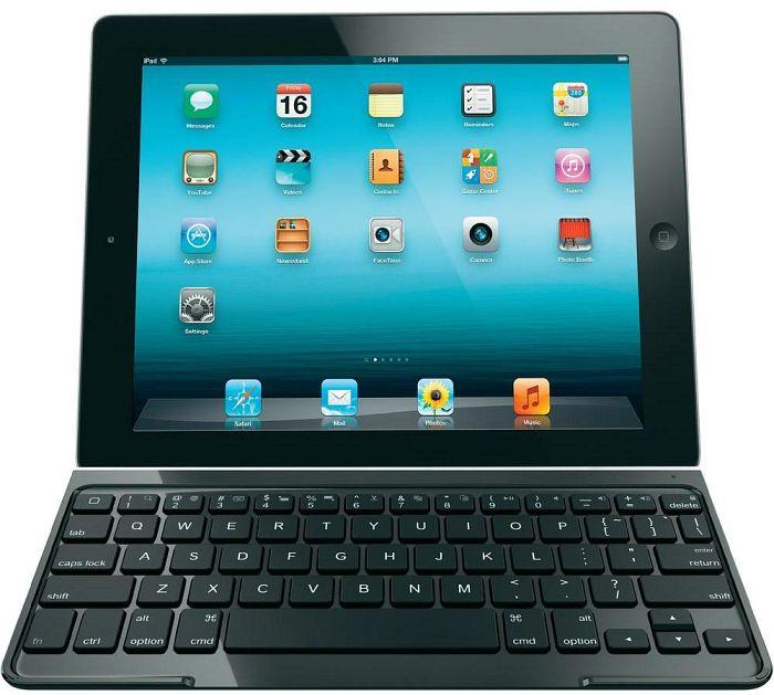Logitech Ultrathin Keyboard Cover, schwarz, DE (920-004016)