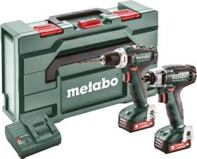 Metabo Combo Set 2.7.1 Cordless Tool Set incl. case + 2 Batteries 2.0Ah (685166000)