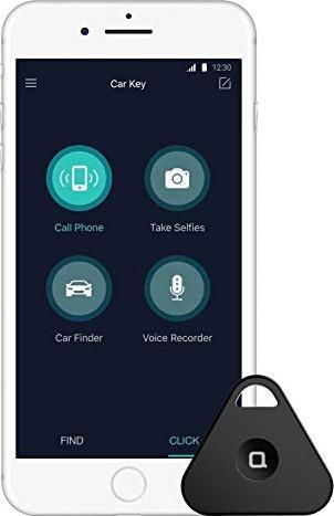 Nonda Car Key Finder schwarz -- via Amazon Partnerprogramm