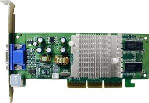 Sparkle SP8834V-T, GeForceFX 5200LE, 128MB DDR, VGA, TV-out