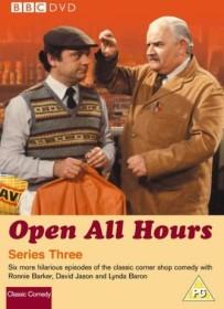Open All Hours Season 3 (UK)