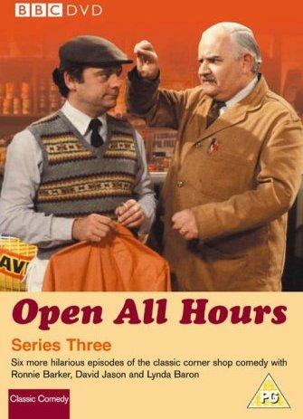 Open All Hours Season 3 (UK) -- via Amazon Partnerprogramm