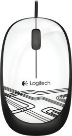 Logitech M105 Optical Mouse white, USB (910-002941/910-002944)