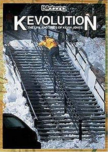 Kevolution - The Life and Times of Kevin Jones -- via Amazon Partnerprogramm