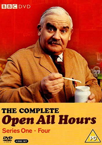 Open All Hours Box (Season 1-4) (UK) -- via Amazon Partnerprogramm