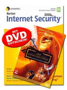 Symantec: Norton Internet Security 2004 (König der Löwen - Edition) (PC)
