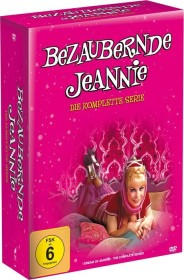 Bezaubernde Jeannie Staffel 1-5 (DVD)