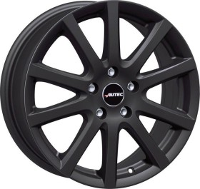 Autec type S Skandic 6.0x15 4/100 ET40 black