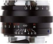 Zeiss ZM C Sonnar T* 50mm 1.5 schwarz -- via Amazon Partnerprogramm