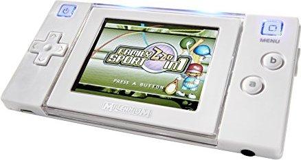 Millennium Arcade Neo 2.0 Spielkonsole, weiß -- via Amazon Partnerprogramm