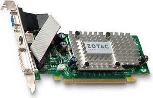 Zotac GeForce 7200 GS, 256MB DDR2, VGA, DVI, TV-out, PCIe (ZT-72SE250-HSS)