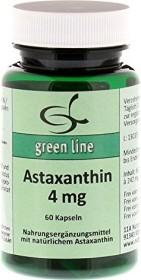 11A Nutritheke Astaxanthin 4mg Kapseln, 60 Stück