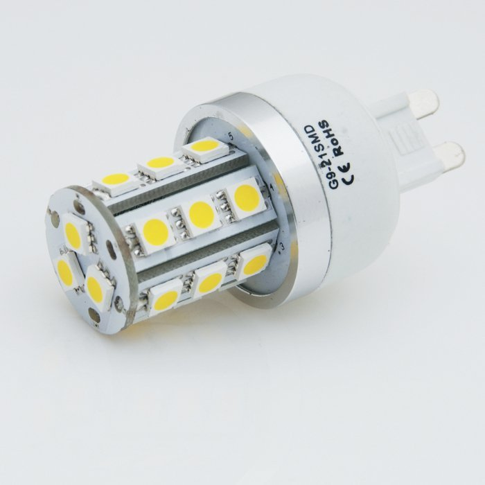 Optonica LED piston 3W G9 warm white (SP1607)