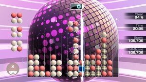 Lumines: Electronic Symphony (English) (PSVita)