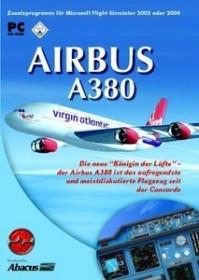 Flight Simulator 2004 - Airbus A-380 (Add-on) (PC)