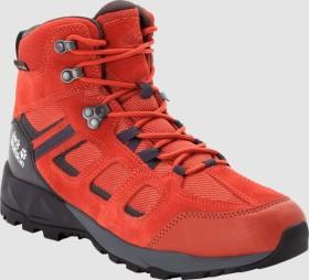 Jack Wolfskin Vojo Hike XT Texapore Mid dark orange/black (Herren) (4035541-2382)
