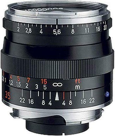 Zeiss ZM Biogon T* 35mm 2.0 black -- via Amazon Partnerprogramm