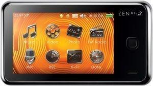 Creative ZEN X-Fi 2 16GB (70PF2492091F5)