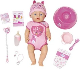 Zapf creation BABY born Puppe - Soft Touch Girl (824368)