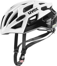 UVEX Race 7 Helm weiß/schwarz