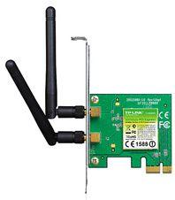 TP-Link N300 Desktop, 2.4GHz WLAN, PCIe x1 (TL-WN881ND)