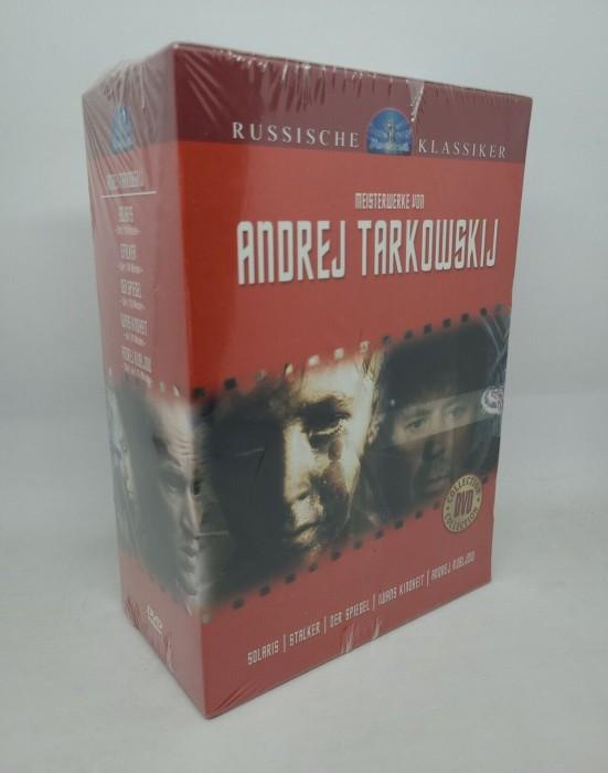 Andrej Tarkowskij Collection -- via Amazon Partnerprogramm