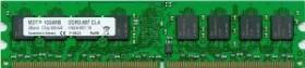 MDT DIMM 1GB, DDR2-667, CL4-4-4-8 (M924-667-16)