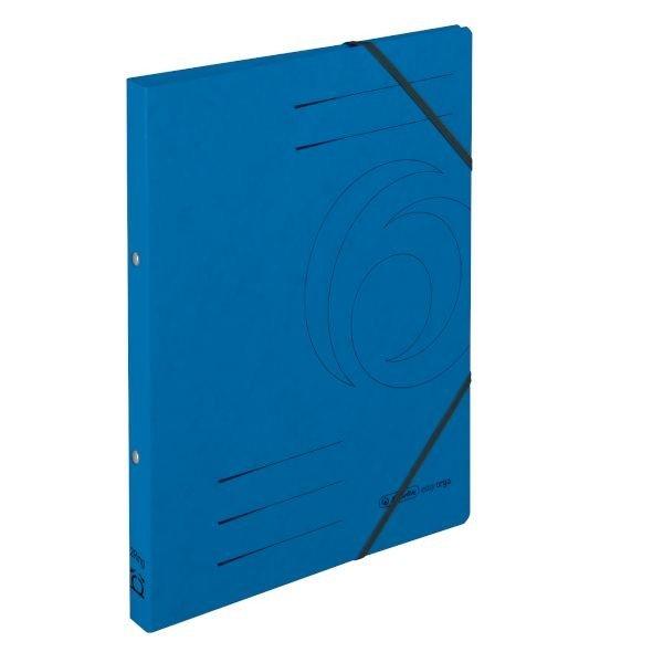 Herlitz Colorspan Ringhefter A4, blau (11255437)