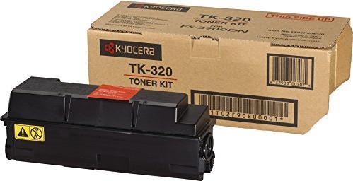 Kyocera TK-320 Toner schwarz (1T02F90EU0) -- via Amazon Partnerprogramm