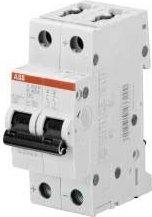 ABB Sicherungsautomat S200M, 2P, K, 16A (S202M-K16UC)