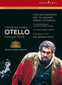 Placido Domingo - Othello (DVD)
