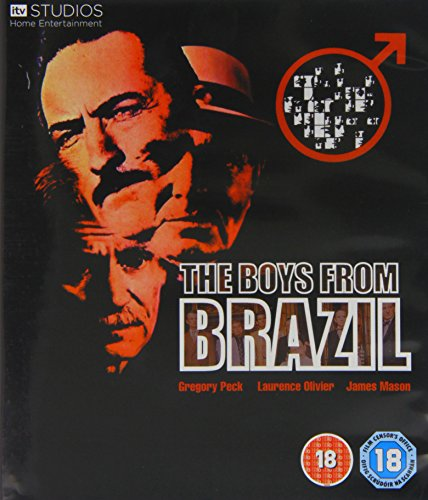 The Boys from Brazil (Blu-ray) (UK) -- via Amazon Partnerprogramm
