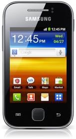 Samsung Galaxy Y S5360 mit Branding