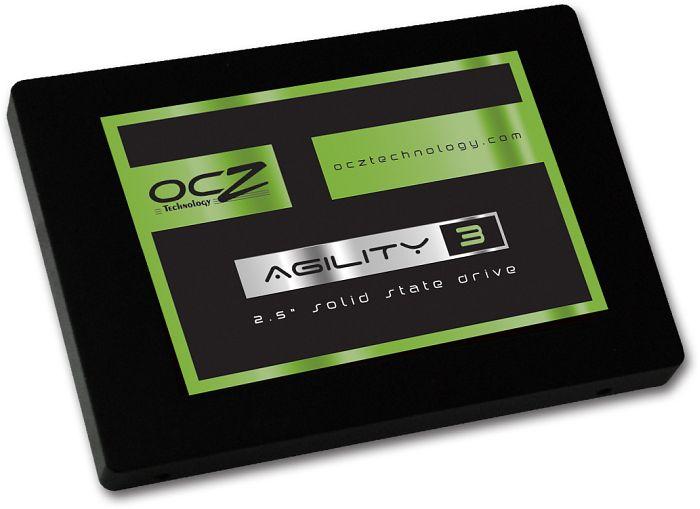 OCZ Agility 3 360GB, SATA (AGT3-25SAT3-360G)