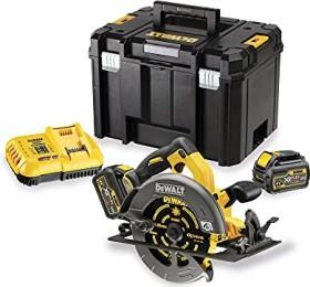 DeWalt DCS575T2 54V XR FlexVolt cordless circular saw incl. case + 2 Batteries 6.0/2.0Ah